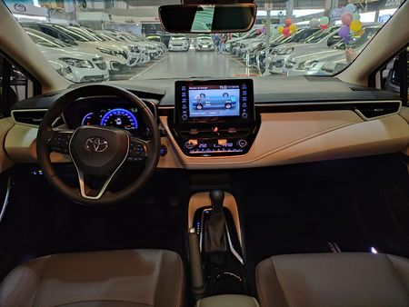 Corolla 1.8 VVT-I HYBRID FLEX ALTIS CVT