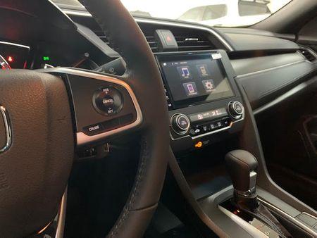 Civic 2.0 LX CVT